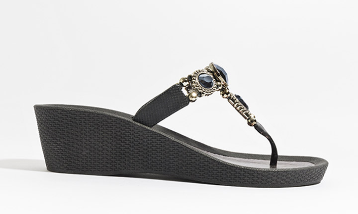 Appollo Shoe Black-7743