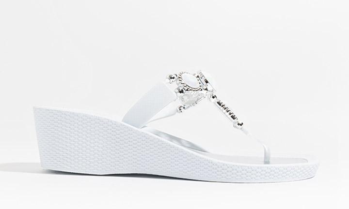 Appollo Shoe White-7761