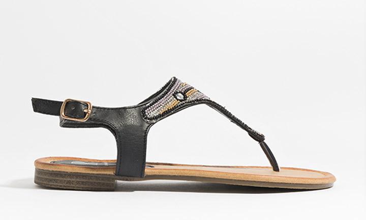 Layla Shoe Black-8078