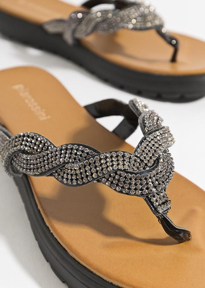 Sandrine Shoe Black-0