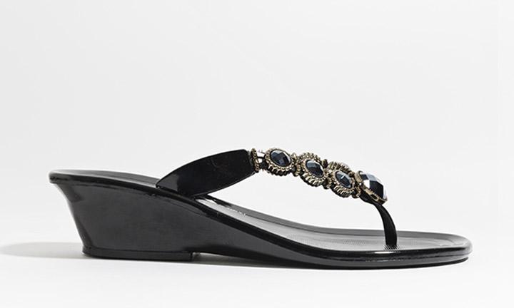 Selena Shoe Black-8999