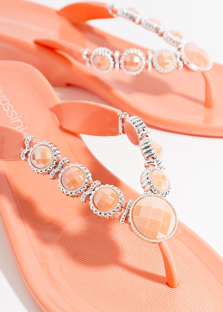 Selena Shoe Coral-0