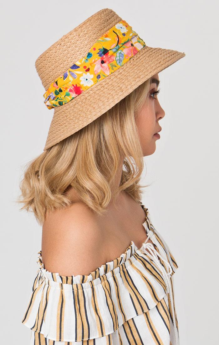 Saffron Hat-0